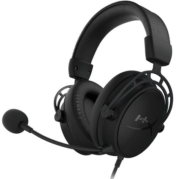 Auricular Kingston Hyper X Cloud Alpha S Blackout
