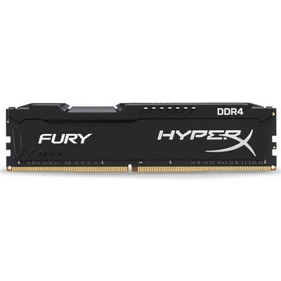 Memoria Ram 8Gb 2400 Ddr4 Kingston HyperX Fury Black