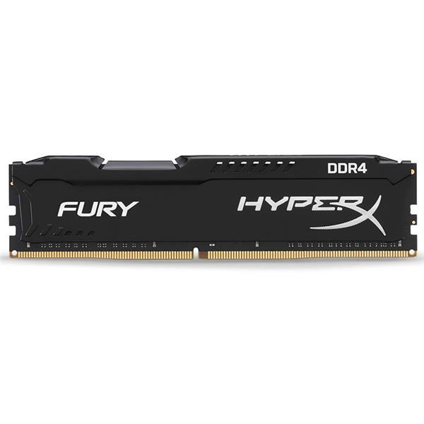 Memoria Ram Kingston HyperX Fury Black 8GB 2400 Mhz DDR4