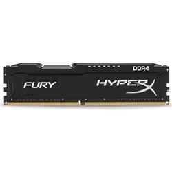 Memoria 8Gb 2666 Ddr4 Kingston Hyper X Fury Black