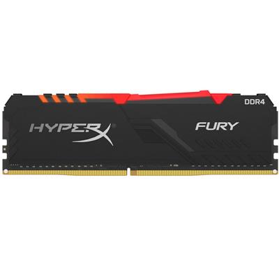 Memoria Ram Kingston HyperX Fury RGB 8GB 3000 Mhz