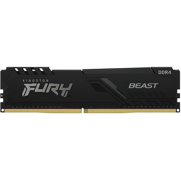 Memoria Ram Kingston Fury 8GB 2666 Mhz DDR4