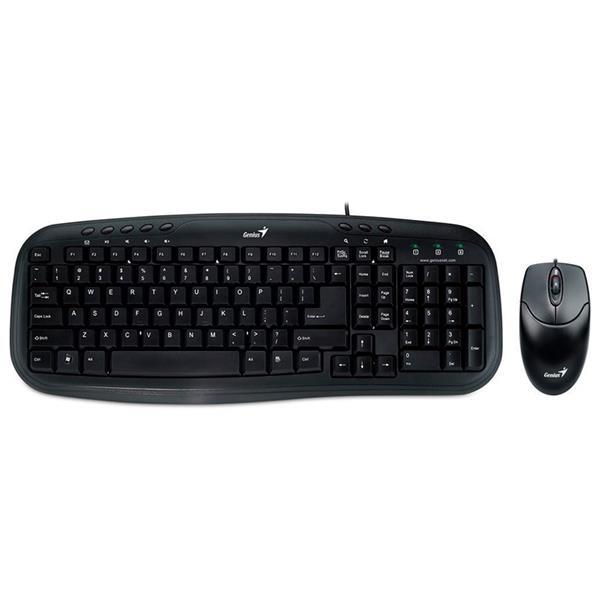 Teclado y Mouse Genius KM-200
