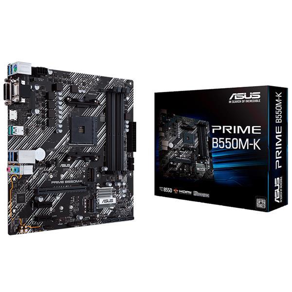Motherboard Asus B550M Prime K AM4