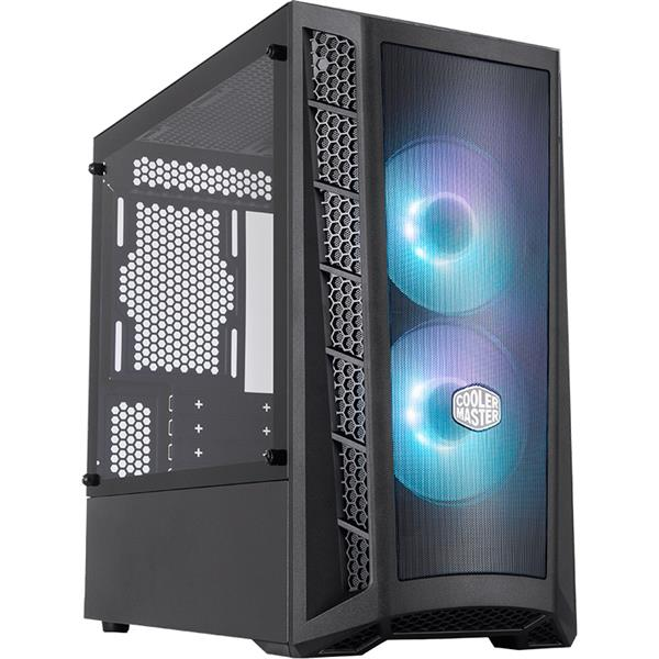 Gabinete Cooler Master Masterbox MB311L MATX ARGB + Controladora
