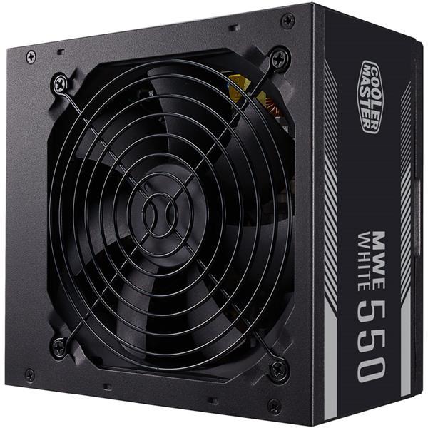 Fuente 550W CoolerMaster MWE V2 80 PLUS White