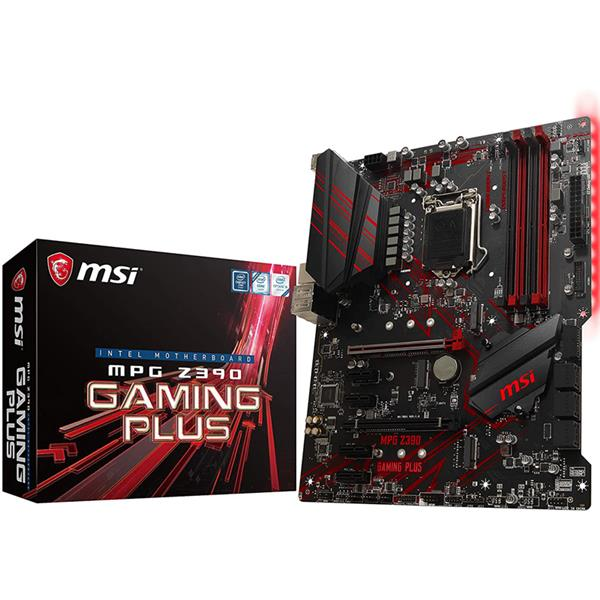 Motherboard MSI Z390 Gaming Plus 1151