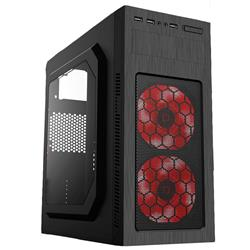 GABINETE GAMER MAGNUMTECH FAN LED - 435R