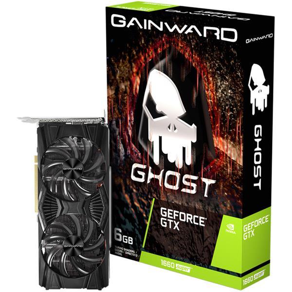 Placa de Video GAINWARD Nvidia Geforce GTX 1660 SUPER GHOST 6GB GDDR6