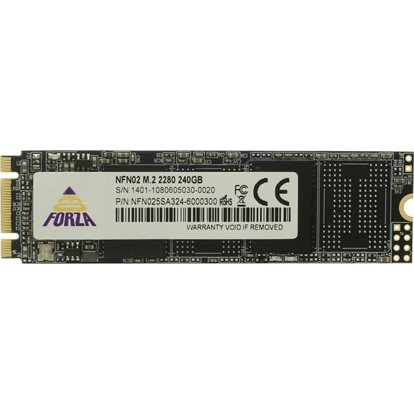 Disco Solido SSD 256GB Neo Forza M.2 SATA III BULK