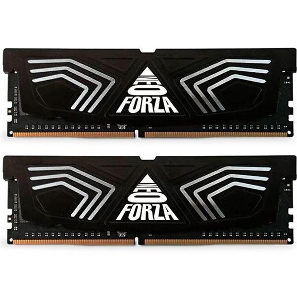 MEMORIA RAM NEO FORZA BLACK 32GB KIT (2X16GB) 3600 MHZ DDR4