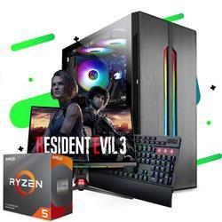 PC Armada | AMD Ryzen 5 2600 - B450 - 16GB - RX 580 - 240GB SSD - 1TB
