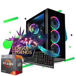 PC Armada | AMD Ryzen 3 3200G - A320 - 4GB - 120GB SSD