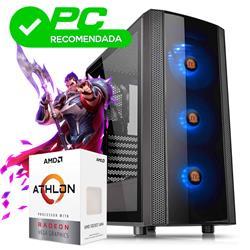 PC Armada | AMD Athlon 200GE - A320 - 4GB - 120GB SSD