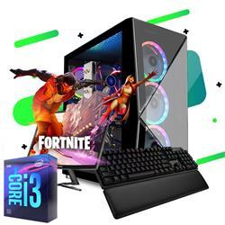 PC Armada | Intel Core I3 9100F - H310 - 8GB - 1TB HDD - RX 570