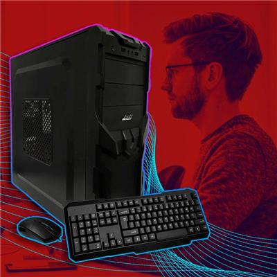 PC Diseño | AMD Ryzen 5 3400G - A320 - 8GB - 120GB