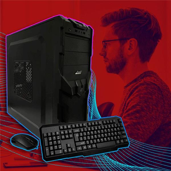 PC Diseño | AMD Ryzen 5 3200G - A320 - 8GB - 120GB