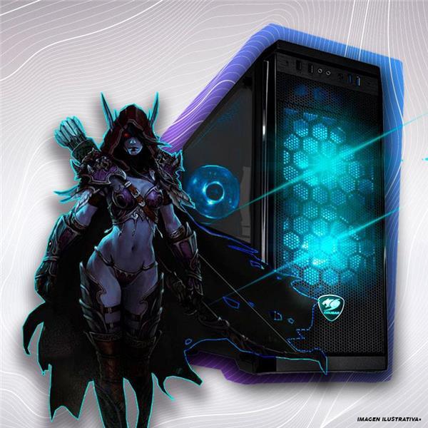PC Diseño | Intel I3 10100F- B460M - 8GB - GT 1030- 240GB SSD - 1TB