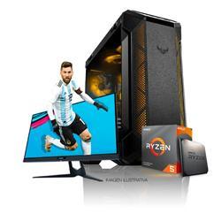 PC Armada | AMD Ryzen 5 3400G - B450 - 8GB - 240GB SSD