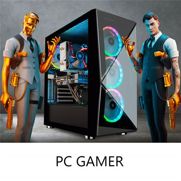 PC Armada AMD Ryzen R7 3700x - x570 - 16GB - RTX 2060 S - 240GB SSD - 1TB