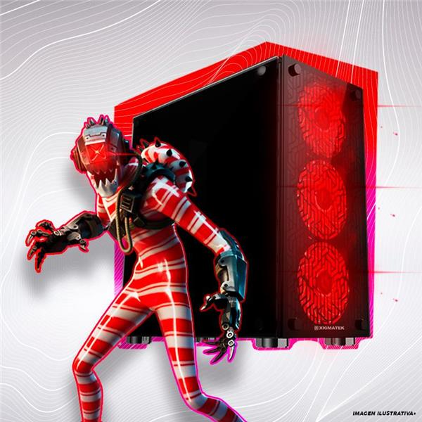 PC PRINCIPIANTE | Intel Pentium G5400 - H310 - 8GB - 240GB SSD