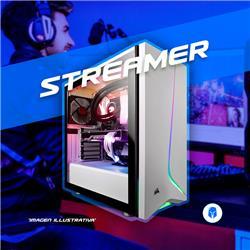 PC Streaming | INTEL I5 9400F - B360 - 16GB - GTX 1650 - 120GB SSD - 1TB