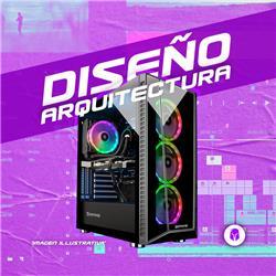 PC Streaming | INTEL I3 9100F - H310 - 8GB - RX 570 - 1TB
