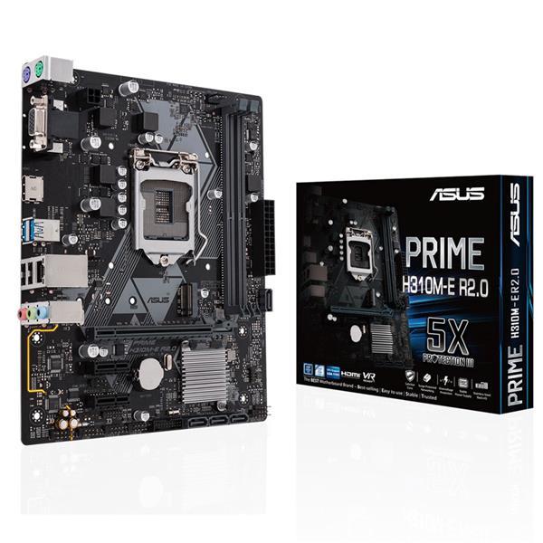 Motherboard Asus Prime H310M-R R2.0 1151