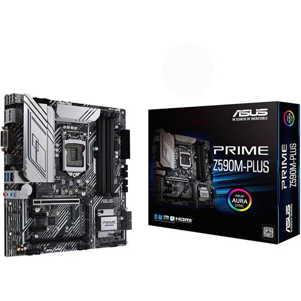 Motherboard Asus Prime Z590M-PLUS 1200