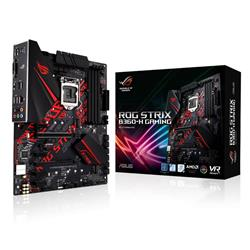 Mother Asus (1151) Rog Strix B360-H Ddr4