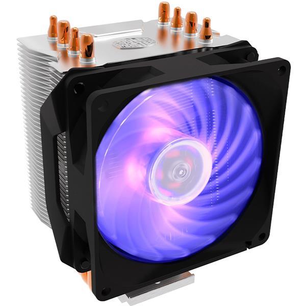 CPU Cooler Cooler Master H410R LED RGB
