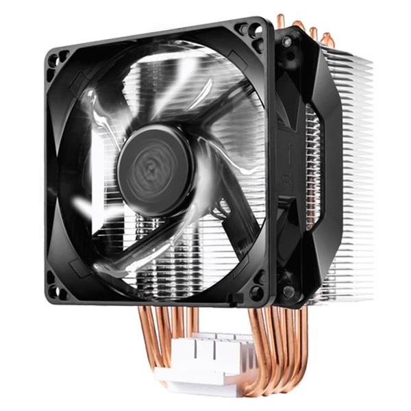 CPU Cooler Cooler Master H411R LED White