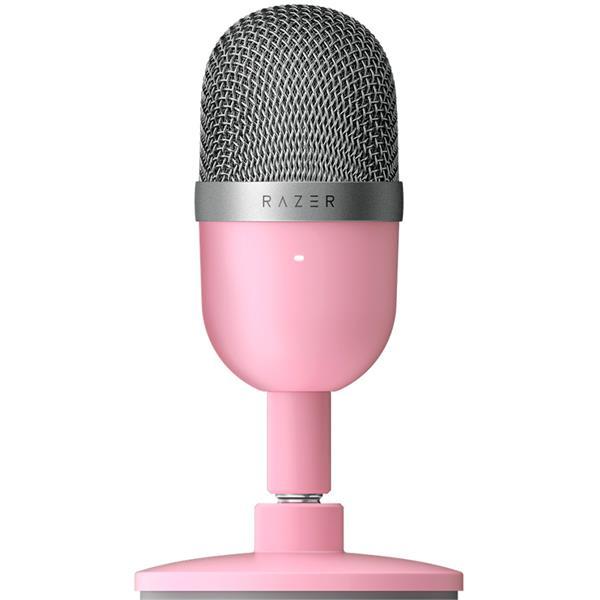 Microfono Razer Seiren Mini Ultra Compacto Quartz