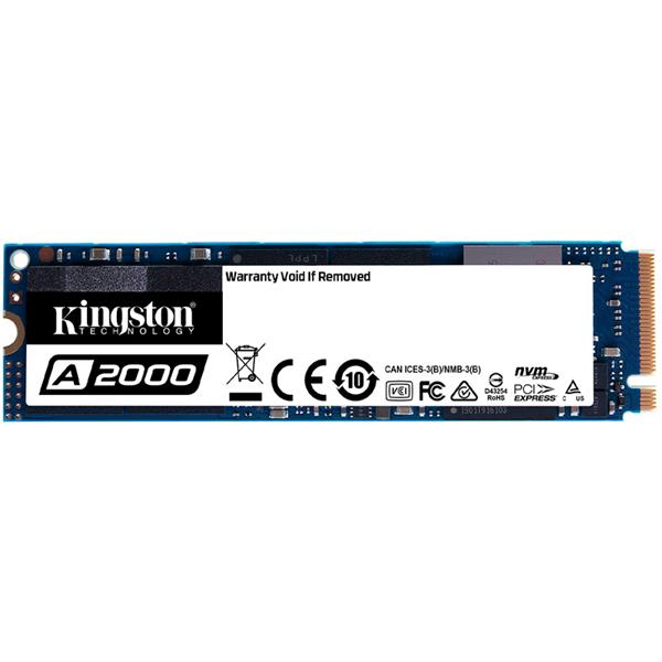 Ssd Kingston A2000 250GB M.2 NVMe PCIe 2280