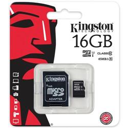 Memoria SD 16Gb Kingston