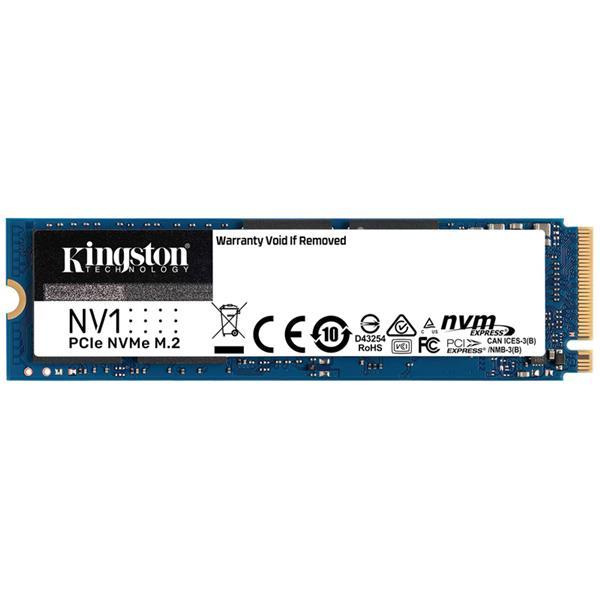 Disco Solido SSD 1TB Kingston NV1 M.2 NVMe PCIe 3.0