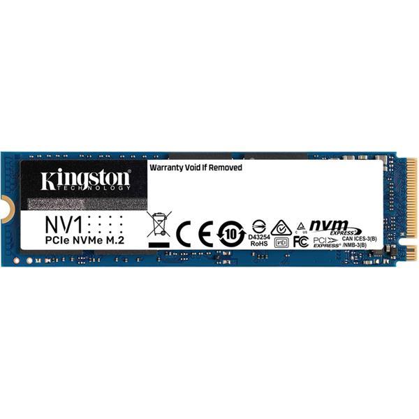 Disco Solido SSD 500GB Kingston NV1 M.2 NVMe PCIe 3.0