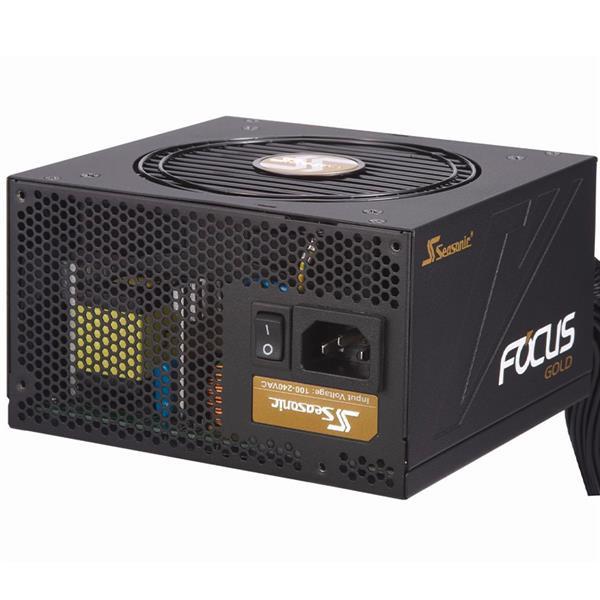 Fuente 550W Seasonic Focus GM-550 80 Plus Gold