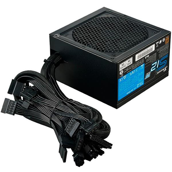 Fuente 550W Seasonic S12III-650 80 Plus Bronce