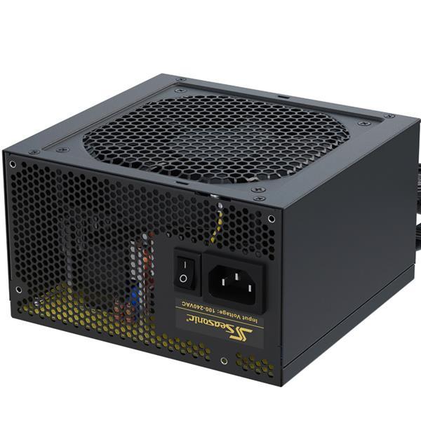 Fuente 650W Seasonic Core TUF GM-650 80 PLUS Gold