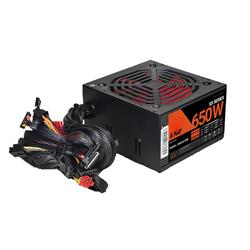 Fuente 650W LNZ SX Series Red Fan