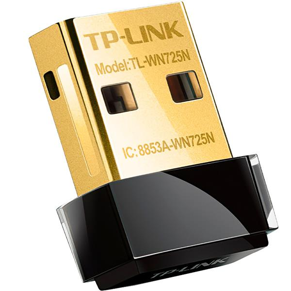 Adaptador USB WIFI Tp-Link WN-725N