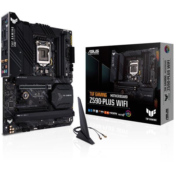 Motherboard Asus Z590 TUF Plus Gaming WIFI 1200