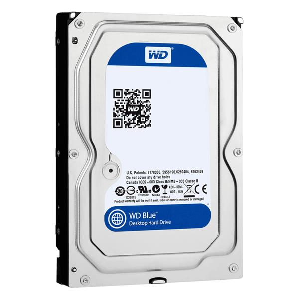 Disco Rigido HDD 1TB Western Digital Sata III 64Mb 3.5
