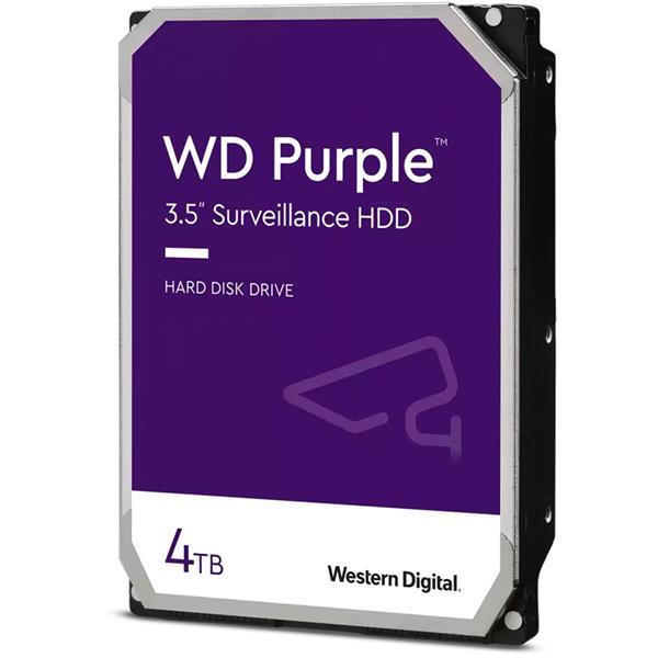 Disco Rigido WD PURPLE 4TB 3.5
