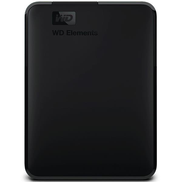 Disco Externo 4TB Western Digital Usb Elements