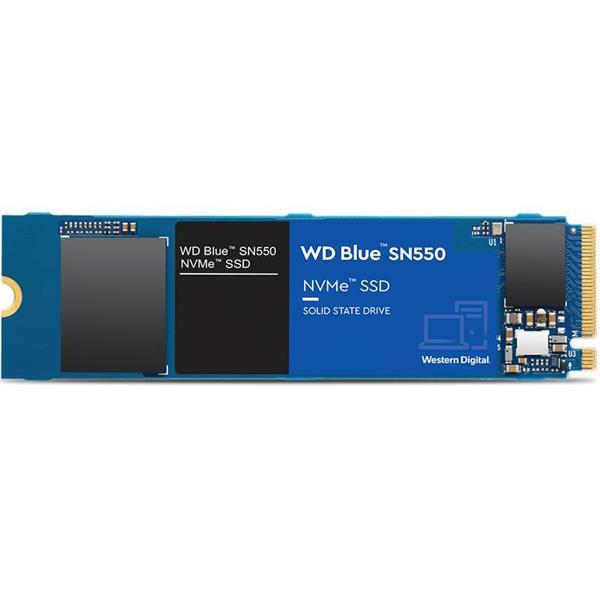 Disco Solido SSD 250GB Western Digital SN550 Blue