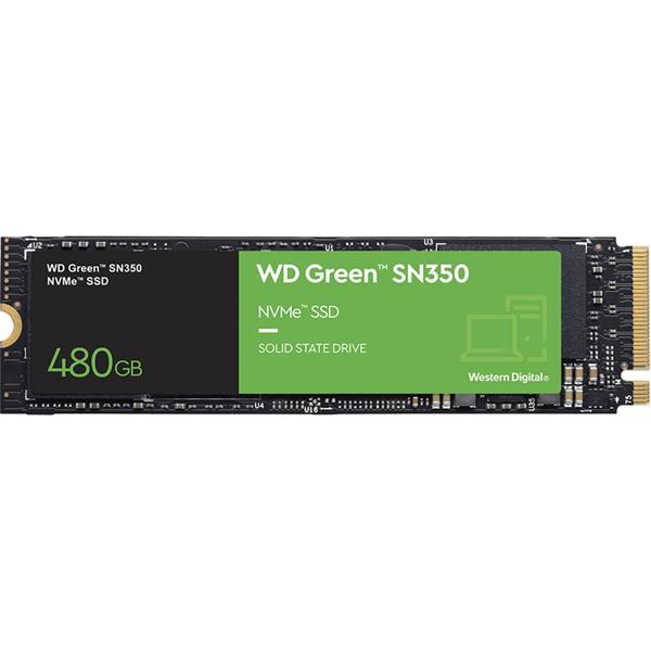 Disco Solido SSD 480GB Western Digital SN350 Green