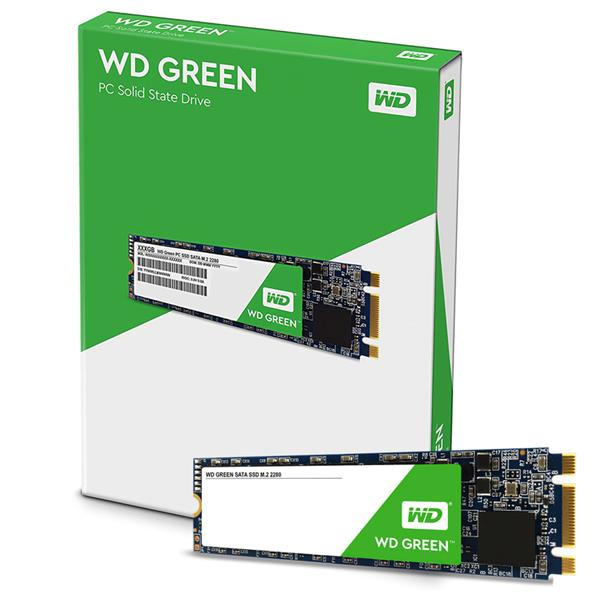 Disco Solido SSD 240GB Western Digital M.2 Green