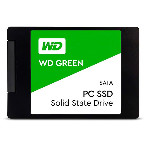 Disco Solido SSD 480GB Western Digital Green